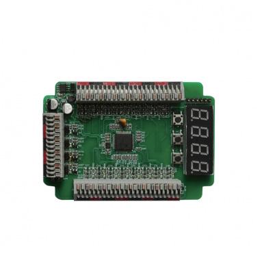 Microprocessor and logic setting sensor box