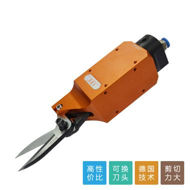 自动化机械手AM-20气动剪刀气剪 强力钳手 风动剪刀 软硬树脂剪刀