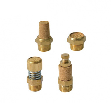 B型消声器 V-B消声器 调速消声器SD型 消声排气节流阀