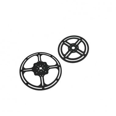 碳纤维圆形安装板